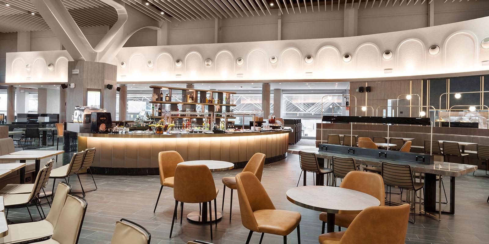 Plaza Premium Lounge Plaza Premium Lounge Extra Schengen Area Departures Terminal 3