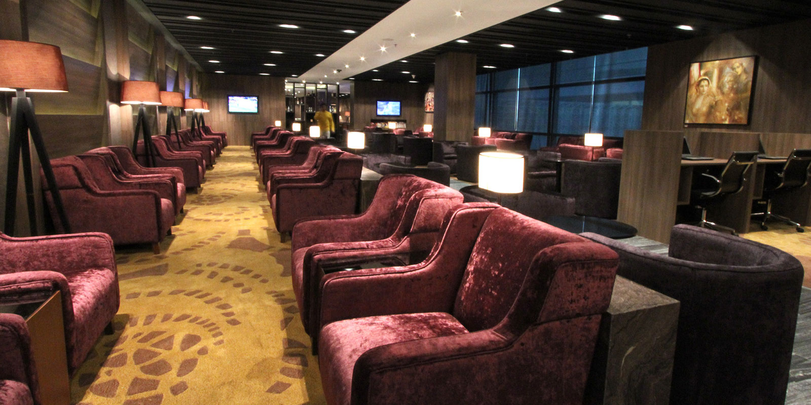 Plaza Premium Lounge | Plaza Premium Lounge (Lounge B, Level