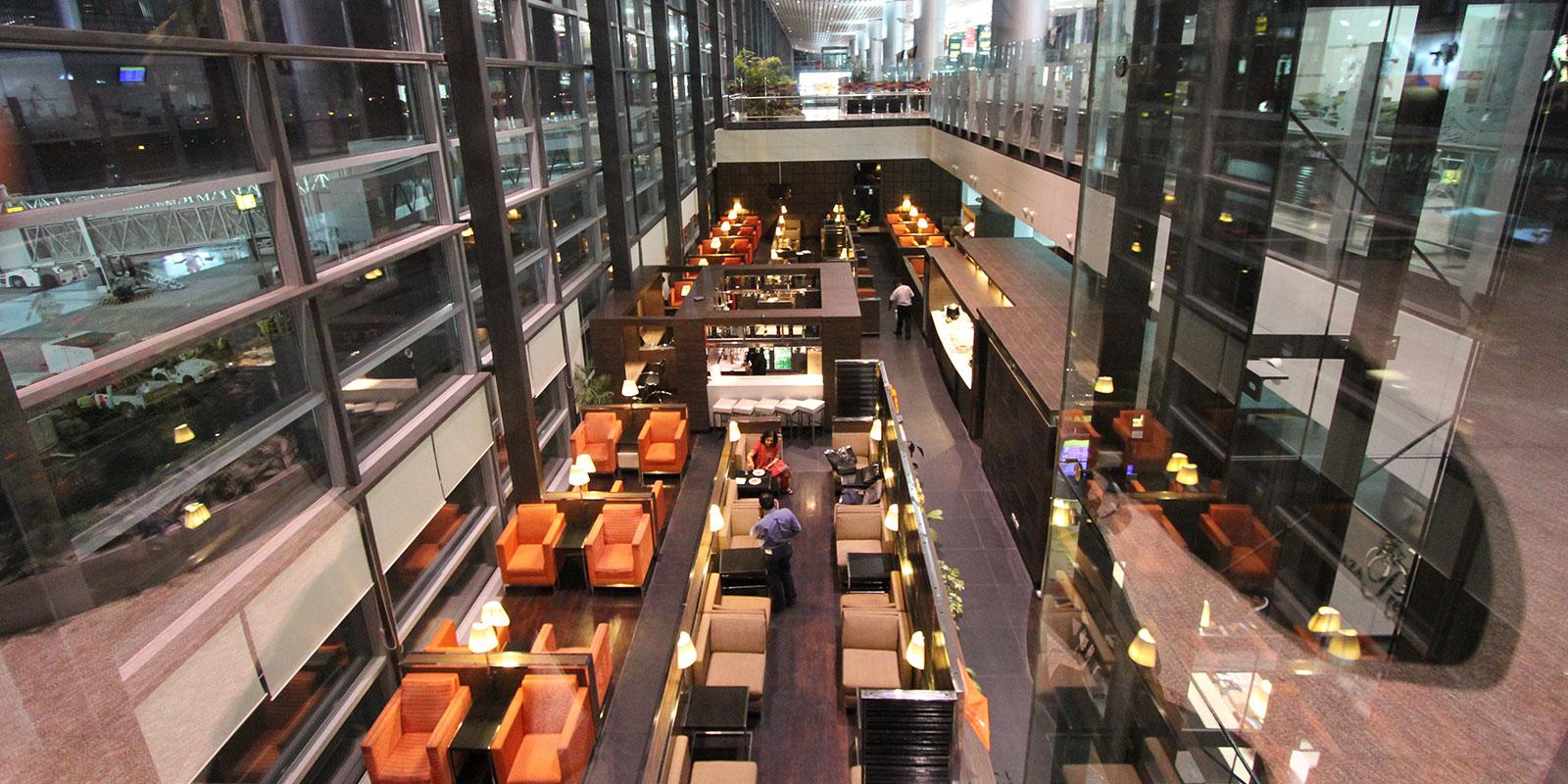 Plaza Premium Lounge Plaza Premium Lounge Domestic Departures