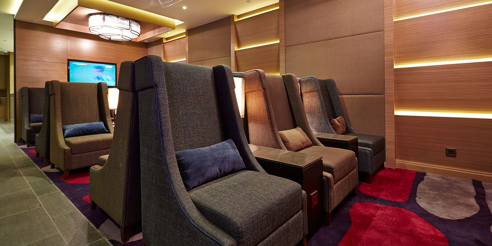 Plaza Premium Lounge Plaza Premium Lounge International Departures Terminal Klia2