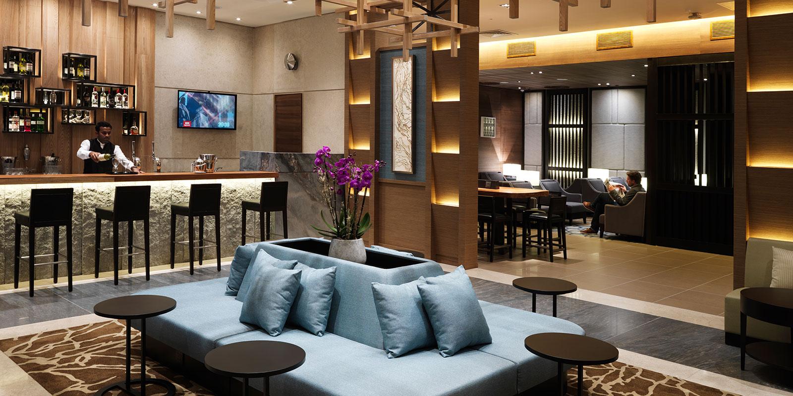 Plaza Premium Lounge | Plaza Premium Lounge (Departures, Terminal 2)